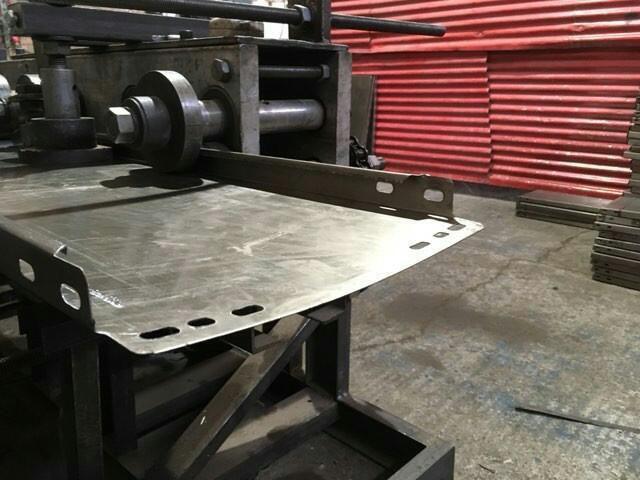 رول فرمینگ قفسه های فلزی انباری و سوپرمارکت