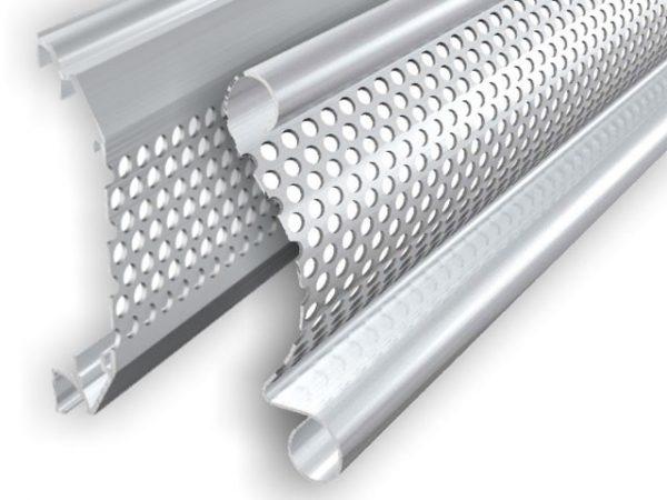 رول فرمینگ تیغه کرکره فولادی درب های مغازه